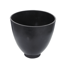 """Investment Mixing Bowl 6"""" Rubber"""