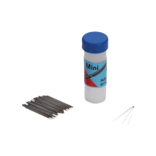 HSS Drills Tube Of 100pcs 0.30MM TO 1.00MM