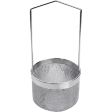 Ultrasonic Basket With Well Designed Handle, 6""