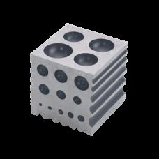 """Dapping Cube 2"""" x 2"""" Fancy"""