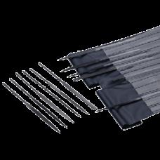 File Needle Set/12 -14cm Cut 4
