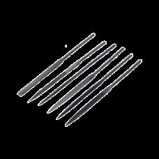 File Needle Set/6-14cm Cut 4