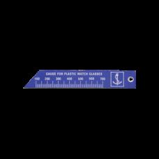 Gauge Aluminium for Measuring Plastic Watch Glass, 100 - 700mm