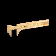 Brass Millimeter Gauge