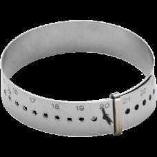 Bracelet Size Gauges - Metal - US Standard in Inches