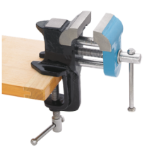 Table Vice With Clamp 1-1/2